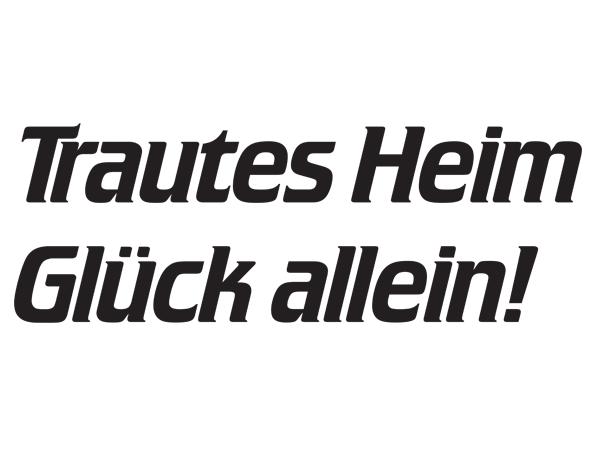 Trautes Heim