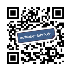 qr code aufkleber drucken lassen generieren bestellen. Black Bedroom Furniture Sets. Home Design Ideas